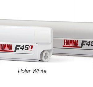 Toldos F45 L FIAMMA  Polar White. 450 cm