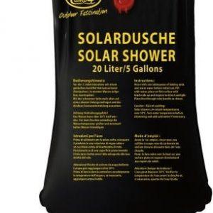 Ducha solar para colgar , 20 Ltr.