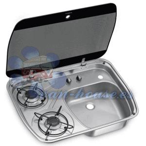 Cocina Fregadero HSG 2445 (CE00 MINI/BO HI/27-I-G)