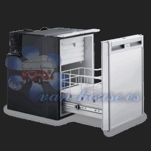 Nevera Dometic CoolMatic CRD 50 – Nevera de compresor Camper Fija de Cajón