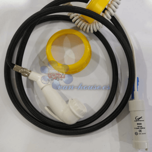 Ducha 12V (Deposito 20L, Bomba Sumergible 12L/min)