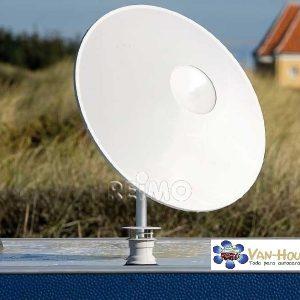 Antena Globesat DVB-T con mastil incorporado