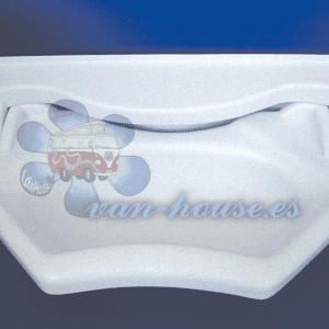 Lavabo Plegable Blanco