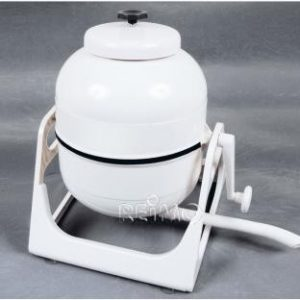 Lavadora  manual con accionamiento de manivela