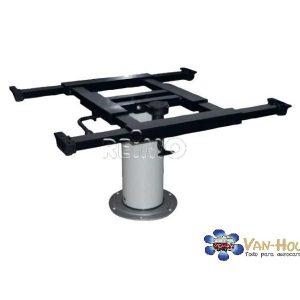 Base para  mesa de una sola columna