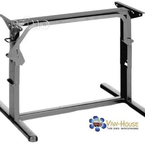 Base de mesa, de metal