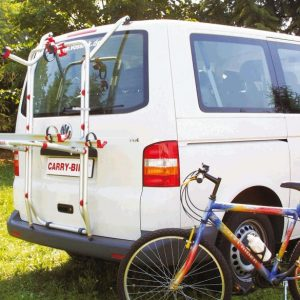 Portabicicletas VW T5 portón trasero Carry-Bike PRO