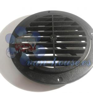 Rejilla de Ventilación (Negra) 164 mm