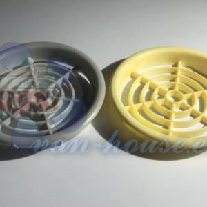 Rejilla de Ventilación para Muebles (Elegir Color)