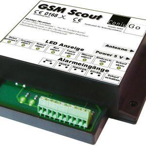 Alarma GSM estándar