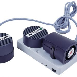 Alarma detector de gas