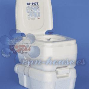 Aseo de Camping Fiamma Bi-Pot 39 (Inodoro Portatil)