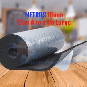 METRO (10mm) Aislante Interno – Kaiflex Autoadhesivo