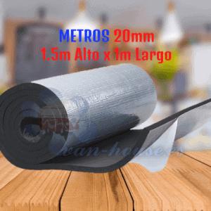 METRO (20mm) Aislante interno – Kaiflex Autoadhesivo