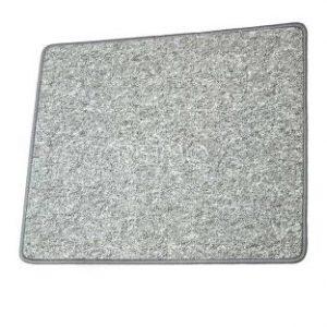 Alfombra climatizada 60×70, 230V / 60W, plata