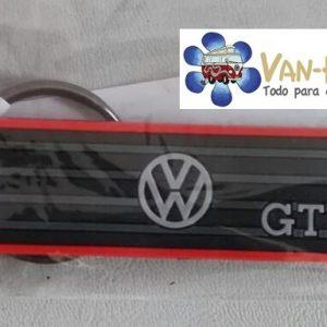 Llavero forma de rejilla VW GOLF