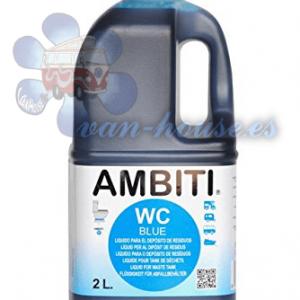 Aditivo AMBITI WC Deposito Residuos