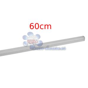Tira de luz LED 60cm – 12V / 5 Watt (Aluminio) con 42 LED y sensor táctil