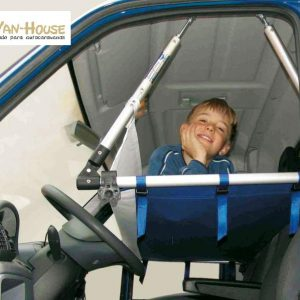 Cama infantil para cabina  Fiat Ducato, Peugeot Boxer, Citroen Jumper…