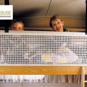 Barrera de seguridad infantil 1800 x 580 mm