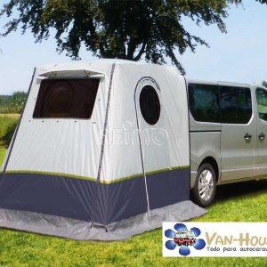 Tienda para portón Trapez – Campers Transit y Tourneo Custom, NV300, Primastar, Talento, Trafic y Vivaro