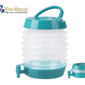 Dispensador de agua plegable 5,5L,  gasolina