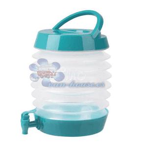 Dispensador de Agua Portátil/Plegable 5,5L