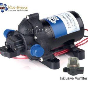 Bomba de agua 12V, 7 litros / min