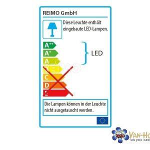Luz de lectura LED 12V / 1W Flexarm con interruptor basculante