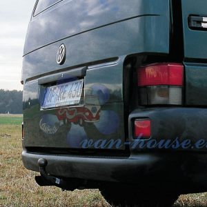Ventilación AirLock Portón Trasero (VW T5 / T6, MB Viano desde 2004, Opel Vivaro)