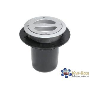 Mini Cubo de Basura Empotrable para Encimera Camper