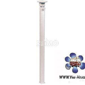 Pie de mesa plegable 72cm