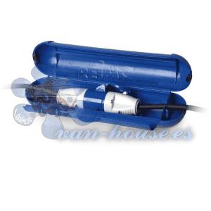Caja Fuerte para Cables CEE SafeBox Azul