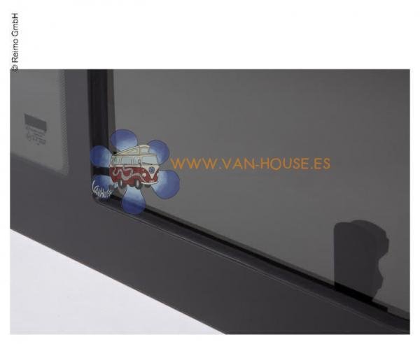 Ventana VW T6 vidrio Porton 2016 1554X562