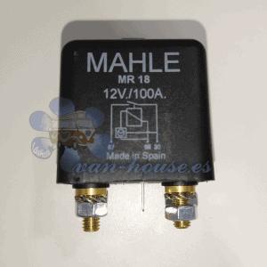 RELÉ Automático Nagares (MHALE) MR18 – Altos Consumos 100A 12V