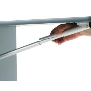 Consola Plegable de Aluminio 549mm