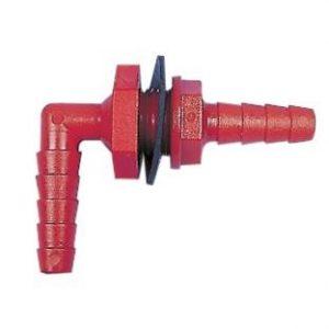 Racor para extracción de agua Ø10/12mm