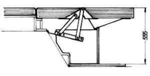 Montaje de Asiento con Elevación VW a 8/89.