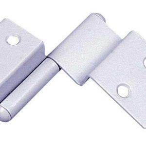 Bisagras especiales izquierda (gris claro)