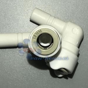 Conexión Rápida Codo Reductor 12mm – 2 Unidades