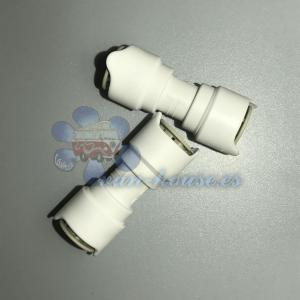 Conexión Rápida Empalme Recto 12mm – 2 Unidades
