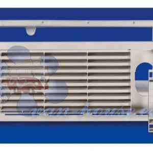 Sistema de Ventilación domo LS100 Superior (Elegir Color)