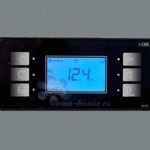 Centralita CBE PC210 (KIT COMPLETO)