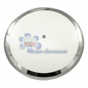Plafón Tonda LED Ø217 Cromo 12 – 5.8W 290 Lumens
