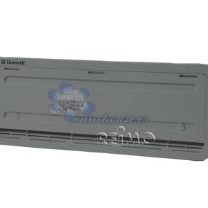 Rejilla – Sistema de Ventilación LS200 Gris Pizarra