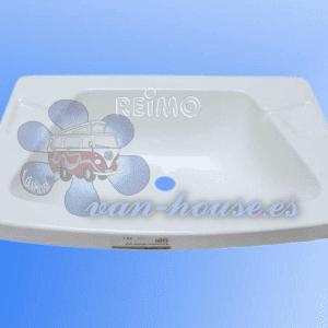 Lavabo Blanco (480x320mm)