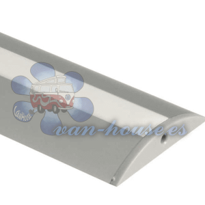 Conjunto de Perfil de SEMICIRCULAR LED Aluminio (PACK) Exterior e Interior