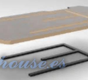 Suelo Técnico Cortados a Medida Vehículo (Acabado Madera o PVC)