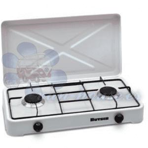 Cocina Gas BUTSIR (2 Fuegos)
