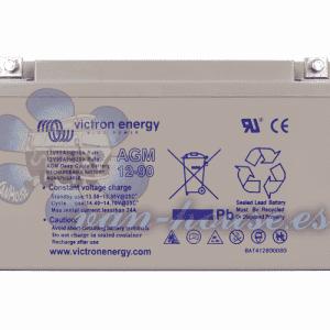 Baterías AGM (Victron Energy) C20 (90, 100,110,115,125,130,165,170,220,230 Ah)